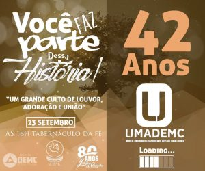 UMADEMC 42 anos